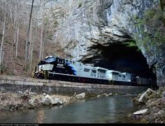 RailPictures.Net Photo: NS 4005 Norfolk Southern GE AC44C6M at Glenita, Virginia by Tishia R. Boggs