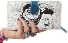 Iron Fist Zombie Girl Wallet Hot Topic. $25.00