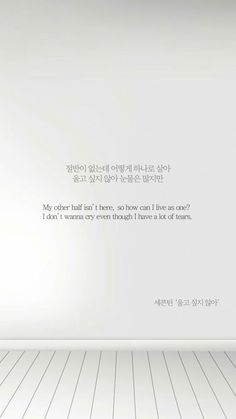 'Don't Wanna Cry' (울고 싶지 않아) - SEVENTEEN (세븐틴) Wallpaper (By 1theK)