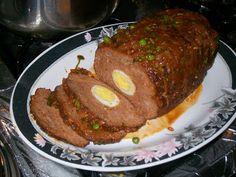 La Cocina De Nathan: Cuban, Spanish, Mexican Cooking & More: Pulpeta (Cuban Meatloaf)