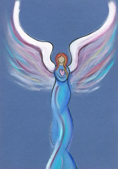 Emmaline www.angelsco.nl for your own intuitive angel drawing