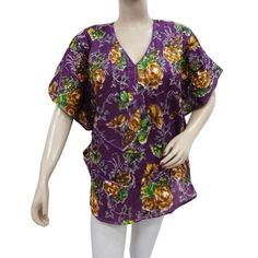 Ibaexports Pure Cotton Kaftan Top Women Summer « Dress Adds Everyday