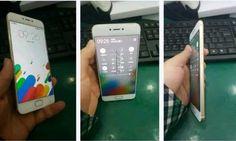 awesome Meizu PRO 6 se filtra en más fotos ahora en su variante de color blanco y oro