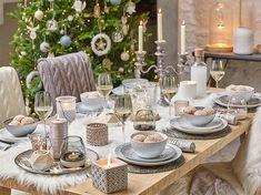 Naturr collectie: Kerstdecoratie ideeën voor de tafel, de kerstboom en het hele huis.
