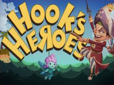 Hook's Heroes - A new slot by NetEnt software provider with tons of bonuses and great graphics!