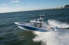 2015 Everglades 435 Center Console - http://boatshowsusa.com/2015-everglades-435-center-console-2.html