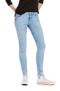 Scotch&Soda modré džíny La Parisienne - 2600 Kč Scotch Soda, Skinny Jeans, Pants, Clothes, Fashion, Trouser Pants, Outfits, Moda, Clothing