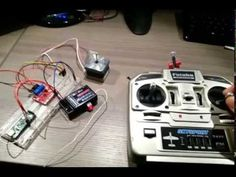 RC controlled stepper motors? - RC Groups