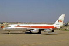 TWA Convair CV-880