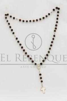 Rosario de semillas y alpaca Wordpress, Chain, Jewelry, Rosaries, Presents, Jewlery, Bijoux, Jewerly, Jewelery