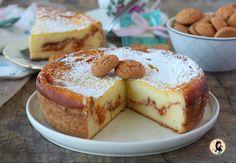 Italian Desserts, Italian Recipes, Cake Recipes, Dessert Recipes, Ricotta Cake, Torte Cake, Cheesecake Cake, English Food, Food Humor