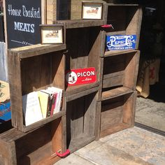 THE STEP  Vintage Rustic Crate Collection by DavisCratesandCo, $299.00