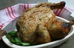 This method of preparing chicken is even better when the chicken is seasoned with these ingredients. If you want tender, tasty grilled chicken every time, this beer can chicken recipe is for you. Recipe For Beer Can Chicken, Can Chicken Recipes, Canned Chicken, Grilled Chicken, Bbq Chicken, Jerk Chicken Marinade, Homemade Beer, How To Make Beer, Food Reviews