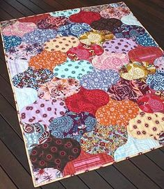 ornament quilt pattern