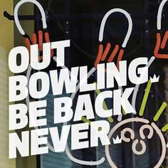 Sorry I am out bowling!