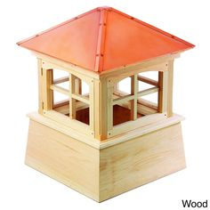 the good directions huntington cupola is the perfect complement to your home or twocar - Hot Tub Enclosures