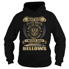 (Top Tshirt Choice) BELLOWS Last Name Surname T-Shirt Coupon 20% Hoodies, Funny Tee Shirts