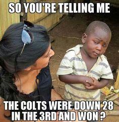 Colts win!