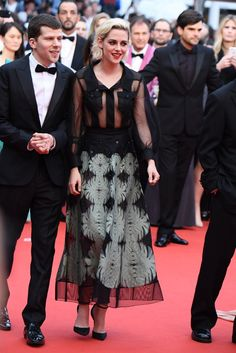 Pin for Later: Follow Kristen Stewart's Très Chic Week at the Cannes Film Festival