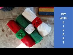 Hello everyone and welcome to a new video! Today's tutorial is about DIY♻️ Inele decorative pentru servetele ♻️Decorative rings for napkins Materiale folosit. Foto Frame, Hello Everyone, Napkin Rings, Christmas Stockings, Wrapping, Napkins, Wraps, Holiday Decor, Box