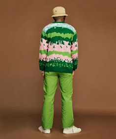 Tyler, the Creator is in full bloom Tyler The Creator Fashion, Lb Image, Golf Fashion, Mens Fashion, Golf Tyler, Tyler The Creator Wallpaper, Young T, Golf Outfit, Good Looking Men