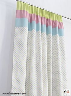 Pastel Nursery Organic Cotton Blackout Curtains I Gender Neutral Curtain Panels Light Green Decor For Baby Boys