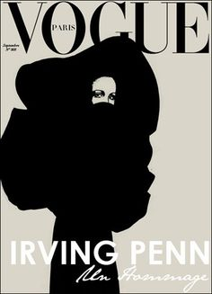 Irving Penn for Vogue Paris