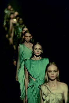 Lanvin #green #style #fashion