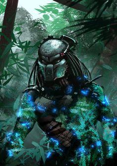 Predator - Lorenz Hideyoshi Ruwwe