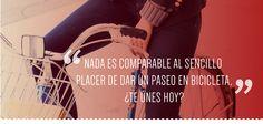 #quote #bicicleta #frase