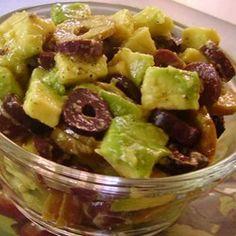 Avocado Olive Salad - Allrecipes.com