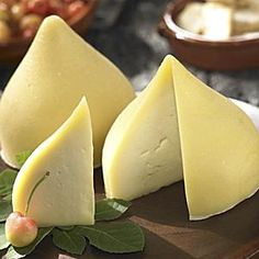 LaTienda.com - Buttery Tetilla Cheese from Spain, D.O.