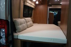 2014 Winnebago Travato 59G Interior