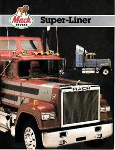 mack trucks brochure - Google Search