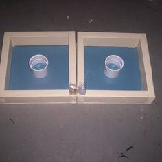 How to make a washer toss game diy