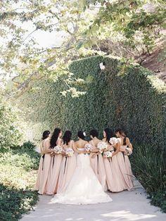 LA Wedding | Caroline Tran Photography | Style Me Pretty