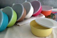 Bamboo Storage Bowl