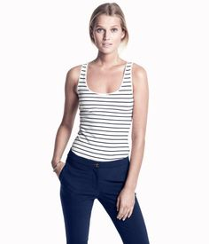 H & M US | Stripe tank $7.95
