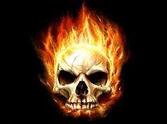 llamas de fuego fondo negro - Buscar con Google
