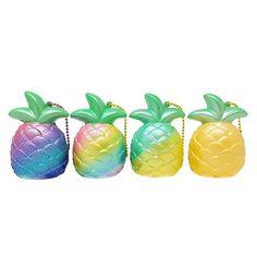 [Genuine] iBloom Mini Pineapple Slow Rising Squishy