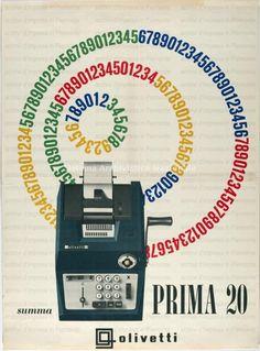 Olivetti Summa Prima 20