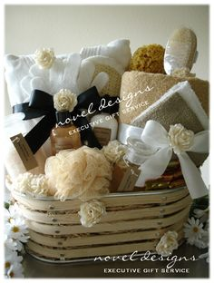 Las Vegas' premier gift basket source offering the best selection of Custom Bath & Body Relaxation gift baskets.  This custom gift basket includes towels, bubble bath, lotion, bath puff, bath salt, back brush and more!  Follow us on facebook & pinterest or visit our website for more information!  Hand delivery to all Las Vegas area hotel/casinos, business & residential addresses.