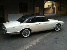 Jag coupe - the only you can buy… Classic Motors, Classic Cars, Classic Auto, Retro Cars, Vintage Cars, Jaguar Xjc, Automobile, Jaguar Daimler, British Sports Cars