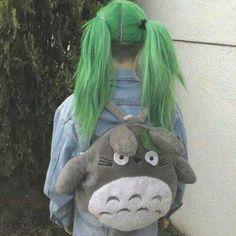 7.Punk Style Hairdo