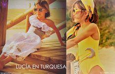 ♥ LUCÍA EN TURQUESA baño y moda también para nosotras ♥ : Blog de Moda Infantil, Moda Bebé y Premamá ♥ La casita de Martina ♥