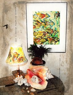 New Beautiful Inspiring Painting on canvas and by KaGeyWonderworks