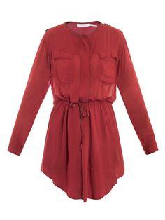 """¿El perfecto """"little red dress"""" por Isabel Marant?"""