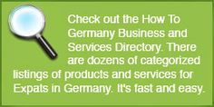 Opening a business in Germany