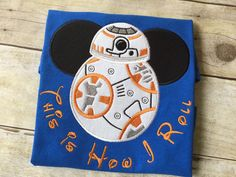 Hey, I found this really awesome Etsy listing at https://www.etsy.com/listing/263278576/star-wars-bb8-mickey-silhouette-on-a
