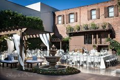 High Society Wedding and Event Planning | Franciscan Gardens